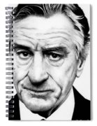 Robert Deniro  Spiral Notebook