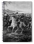 Robert E. Lee And His Generals Spiral Notebook