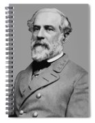Robert E Lee - Confederate General Spiral Notebook