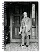 Robert E. Lee In Richmond, Virginia Spiral Notebook