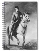 Robert Edward Lee Spiral Notebook