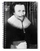 Robert Fludd, Physician, Astrologer Spiral Notebook