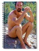 Robert N. 8 Spiral Notebook