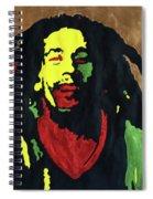Robert Nesta Marley Spiral Notebook