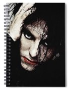 Robert Smith - The Cure  Spiral Notebook
