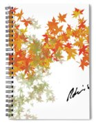 Robinson Camo Leaves Range Spiral Notebook