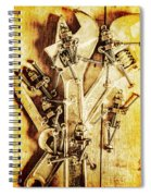 Robolts Spiral Notebook