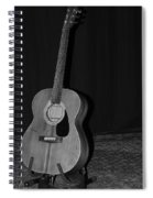 Robyn Hitchcock's Guitar Spiral Notebook