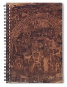 Rochester Rainbow Detail Spiral Notebook