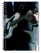 Rock And Roll 2 Spiral Notebook