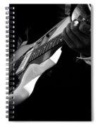 Rock And Roll 3 Spiral Notebook