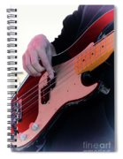Rock And Roll 4 Spiral Notebook