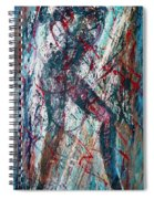 Rock And Roll Spiral Notebook