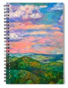 Rock Castle Gorge Spiral Notebook