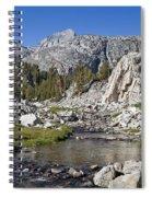 Rock Creek Hike Spiral Notebook