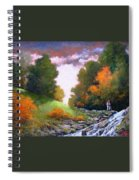 Rock Creek Spiral Notebook