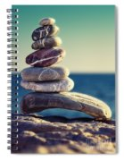 Rock Energy Spiral Notebook