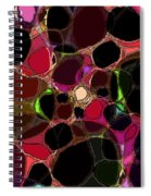 Rock Figment Spiral Notebook
