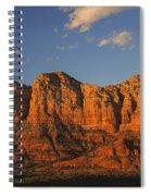 Rock Formations Spiral Notebook