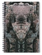 Rock Gods Elephant Stonemen Of Ogunquit Spiral Notebook