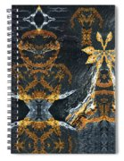 Rock Gods Lichen Lady And Lords Spiral Notebook