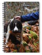 Rock Hound Spiral Notebook