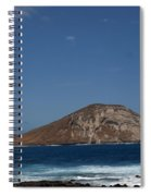 Rock Island Spiral Notebook
