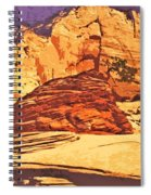 Rock Of Ages Spiral Notebook