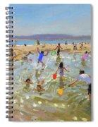 Rock Pool, Tenby Spiral Notebook