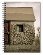 Rock Shed 2 Spiral Notebook