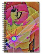 Rock Star Spiral Notebook