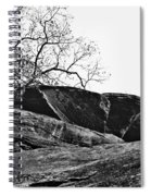 Rock Wave Spiral Notebook
