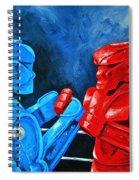 Rockem Sockem 2 The Rematch Spiral Notebook