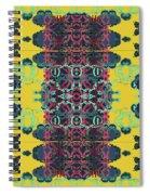 Rocket 1 Spiral Notebook