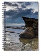 Rockin The Seascape Spiral Notebook