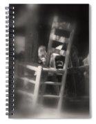 Rocking Dreams Spiral Notebook