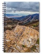 Rockline Spiral Notebook