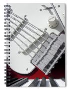 Rock'n Roller Coaster Aerosmith Spiral Notebook
