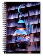 Rockport Light Spiral Notebook