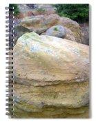 Rocks 4 Spiral Notebook