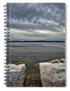 Rocks And Ice 2  Spiral Notebook