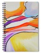 Rocks N Shadows  Spiral Notebook