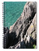 Rocks Of Kerry Spiral Notebook
