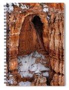 Rocky Alcove Spiral Notebook