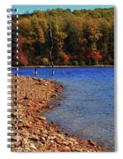 Rocky Beach Spiral Notebook