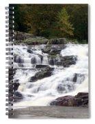 Rocky Falls Spiral Notebook