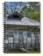 Rocky Hill Station Spiral Notebook