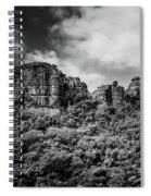 Rocky Landscape Spiral Notebook