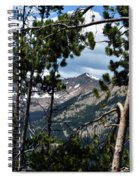 Rocky Mountain National Park 3 Spiral Notebook