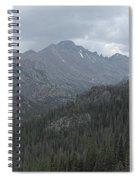 Rocky Mountain National Park Spiral Notebook